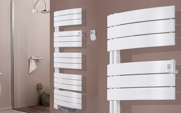 s che serviette lectrique thermor allure digital pivotant droit avec souffle. Black Bedroom Furniture Sets. Home Design Ideas