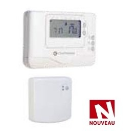 Thermostat Programmable Radio Chaffoteaux Easy Control R 3318602