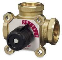 Vanne 3 voies 20x27 3mg 20 6 3 atlantic 074112 - Changer une vanne thermostatique ...