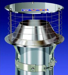 Vti extractor sg2 aluminium diam tuyau 125 140 - Aspirateur de fumee cuisine ...
