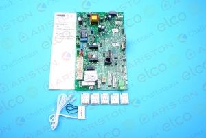 Carte de circuits imprimés p. régulation ref 65109313-05 Chaudière Chaffoteaux