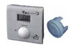 THERMOSTAT HEBDOMADAIRE OPEN THERM INTERGAS