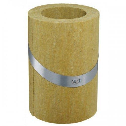 Coquille isolante plafond poujoulat pour conduit inox for Conduit cheminee exterieur poujoulat